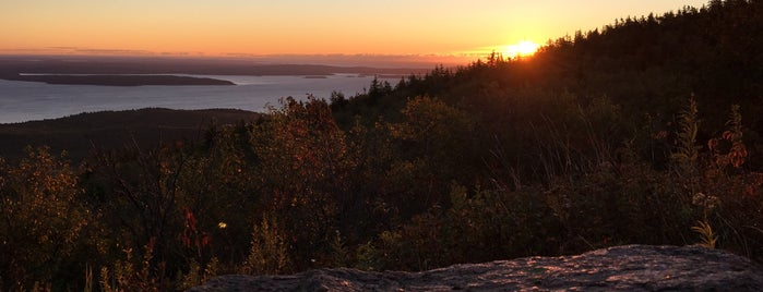 Cadillac Mountain is one of Tempat yang Disukai Sam.