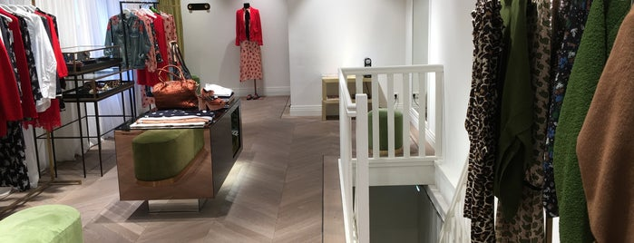 Essentiel Antwerp is one of Let's go to Amsterdam!.
