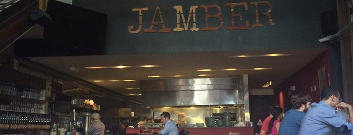 Jamber Wine Pub is one of California here we come.