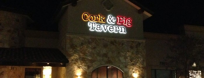 Cork & Pig Tavern is one of Stephenさんのお気に入りスポット.