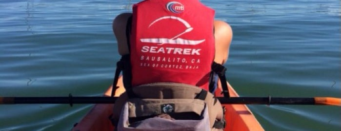 Sea Trek Ocean Kayaking Center is one of Ocean Love.