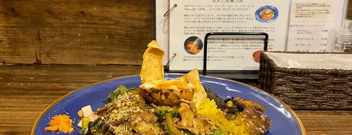 Curry Shop Hatsukoi is one of TOKYO-TOYO CURRY-5.