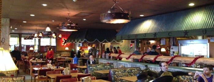 Buster's Texas Style Barbecue - Tigard is one of Jeff 님이 저장한 장소.