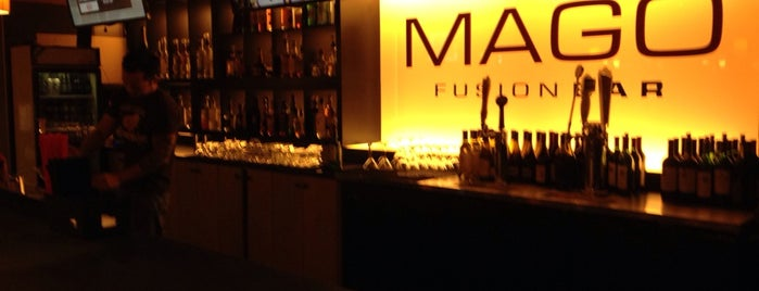 Mago Bar & Bistro is one of Portland.
