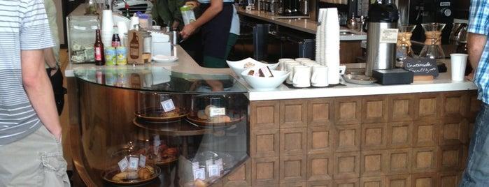 Stumptown Coffee Roasters is one of Liked.