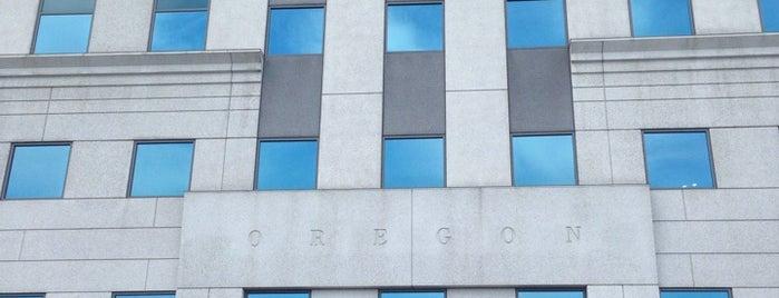 Oregon State Office Building is one of Dj : понравившиеся места.