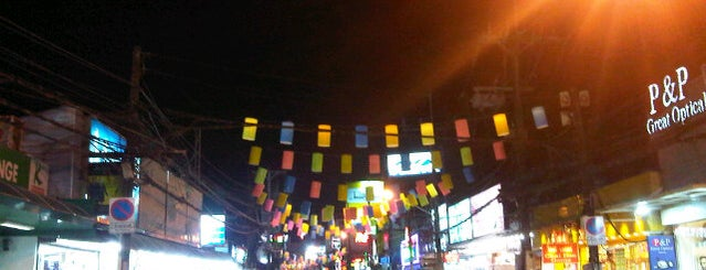 Bangla Road is one of Patong Beach, Phuket, Thailand.