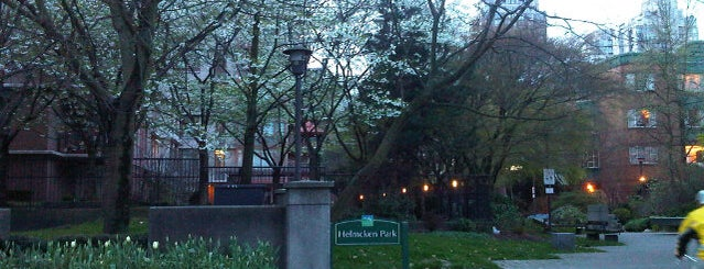 Helmcken Park is one of vancouver + bamf.