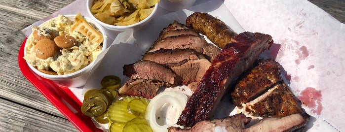 Brown's Bar-B-que is one of Tour of Austin and Central Texas.