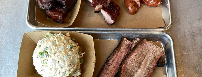 Heim Barbecue & Catering is one of Texas.