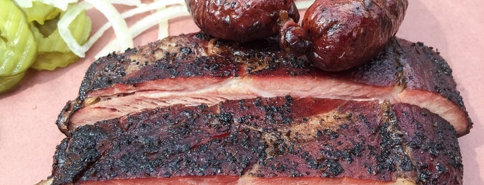 Hays Co. Bar-B-Que is one of Texas Monthly's Top 50 BBQ Joints in Texas.