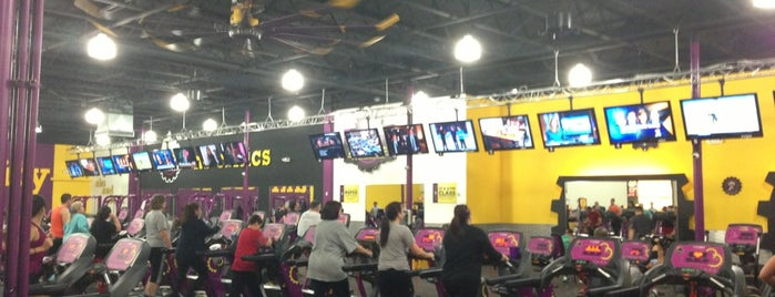 Planet Fitness is one of Work-Out.
