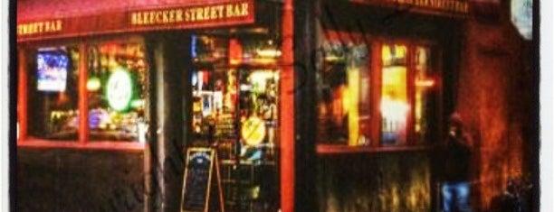 Bleecker Street Bar is one of DRINK.