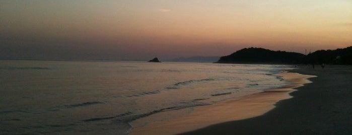 Praia de Juquehy is one of Melhores Praias.