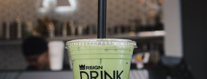 Reign Drink Lab is one of Tiffany's Liked Places.
