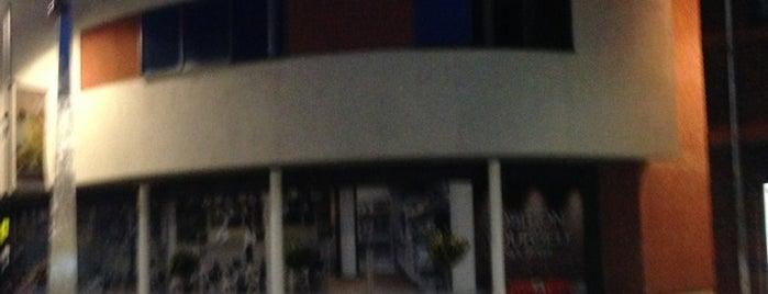 The Atrium is one of สถานที่ที่ Patrick ถูกใจ.