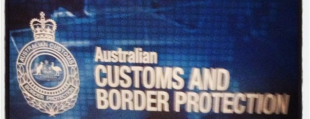 Australian Customs & Border Protection is one of Mike 님이 좋아한 장소.