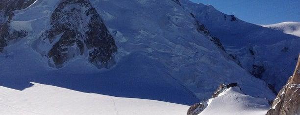 Mont Blanc (4810m) is one of Bienvenue en France !.