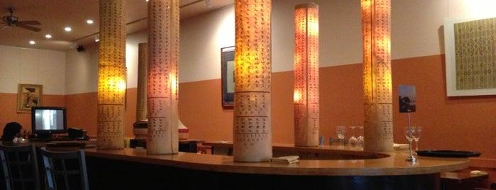Mesob Ethiopian Restaurant is one of New Experiences.
