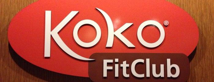 Koko FitClub of Lakeway is one of Jody : понравившиеся места.