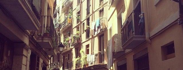 El Born is one of Barcelona.
