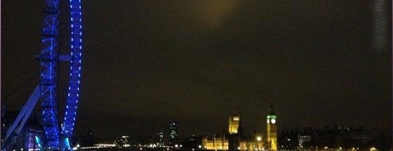 Hungerford & Golden Jubilee Bridges is one of My London, UK.