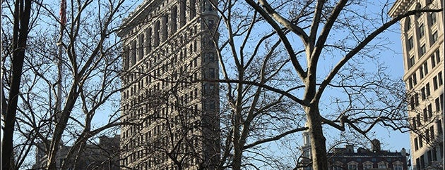 Flatiron Building is one of My New York City/NYC, USA.