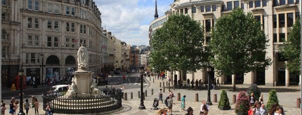 St Paul's Churchyard is one of My London, UK.