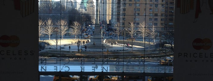 Columbus Circle is one of My New York City/NYC, USA.