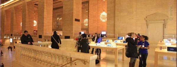 Apple Grand Central is one of My New York City/NYC, USA.