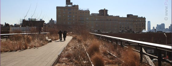 High Line is one of My New York City/NYC, USA.