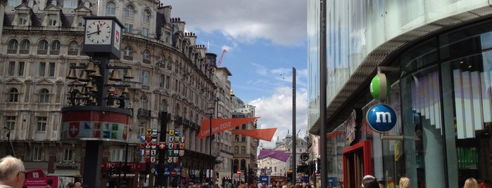 Leicester Square is one of My London, UK.