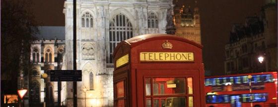 Abadia de Westminster is one of My London, UK.