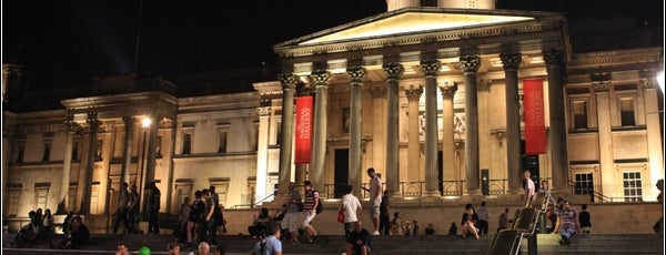 National Gallery is one of My London, UK.