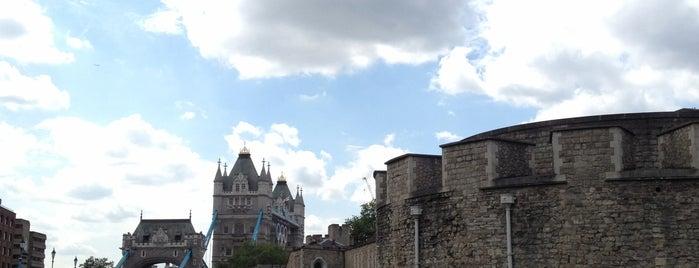 Torre de Londres is one of My London, UK.