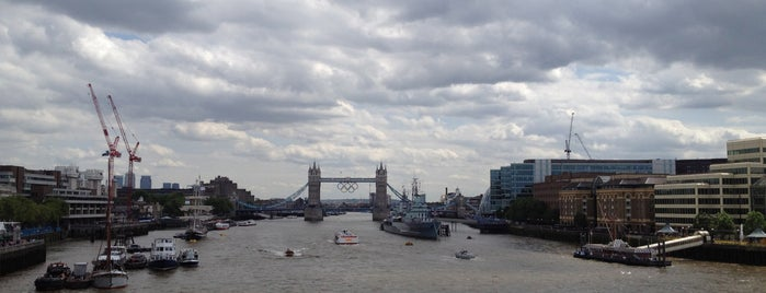 Ponte de Londres is one of My London, UK.
