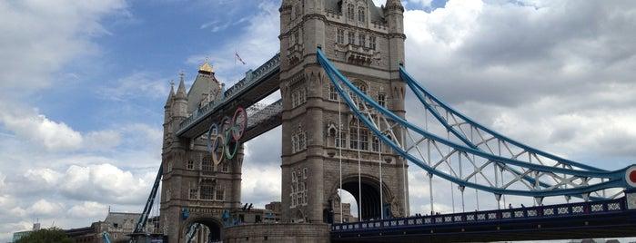 Ponte da Torre is one of My London, UK.
