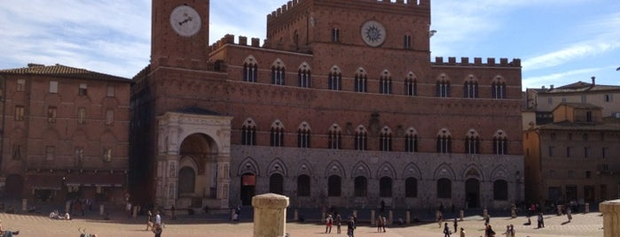 Siena is one of Italian Cities.