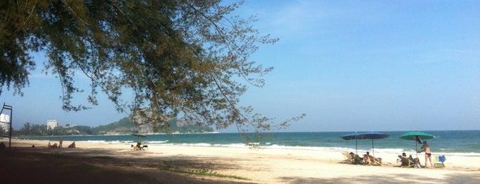 Suan Son Pradipat Beach is one of Lieux qui ont plu à Olga.