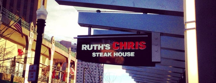 Ruth's Chris Steak House is one of Happy Hours.