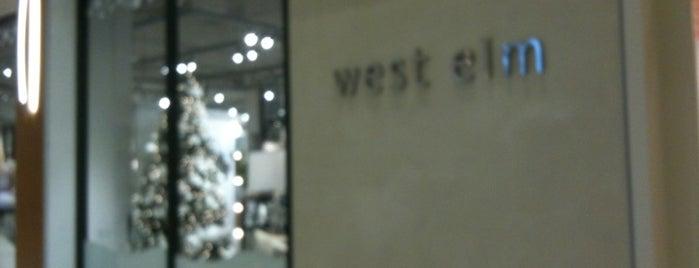 West Elm is one of Lieux qui ont plu à David.