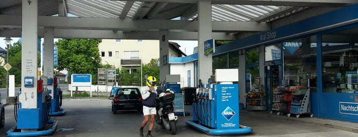 Top picks for Gas Stations or Garages