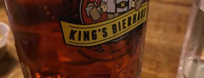 King's Bierhaus is one of Orte, die Wil gefallen.
