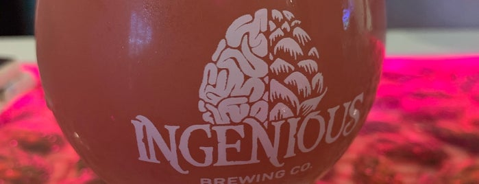 Ingenious Brewing Company is one of Texas.