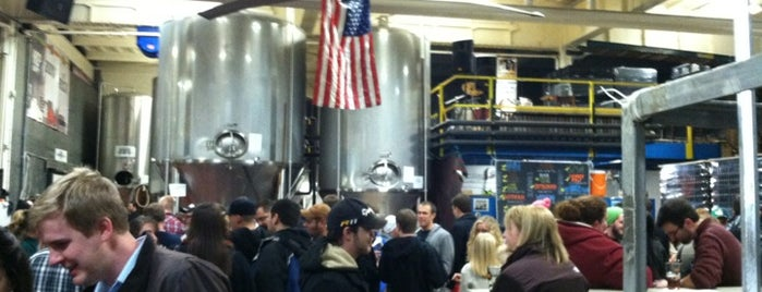 Milwaukee Brewing Company is one of Must See Things In Milwaukee.