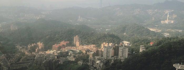 貓空 MaoKong is one of Outer Taipei - Maokong, Beitou etc.