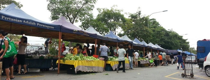 Pasar Tani Taipan is one of Worldbiz 님이 좋아한 장소.
