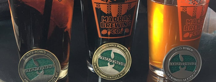 Madras Brewing is one of Northwestern Breweries.
