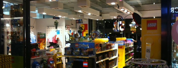 Lego Shop is one of Locais curtidos por Oleksandr.