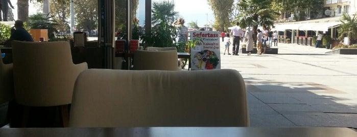 sefertasi Cafe & Restaurant is one of Lugares favoritos de Kskn.